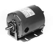 Attic Fan, Spli Phase, Sripproof, Air Over, Resilient Base Marathon Electric Motors