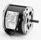 Oil Burner, Split Phase and Capacitor Start, NEMA 48M and 48N Flange Mount Marathon Electric Motors