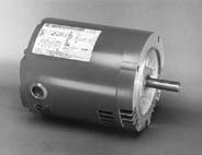 Oil Burner, Three Phase, Dripproof, NEMA 56C, C-Face Footless Marathon Electric Motors