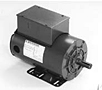 Aeration Fan, Farm / Agricultural Duty, Single Phase, TEAO, Rigid Base Marathon Electric Motors