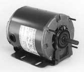 Fan & Blower, Split Phase, Dripproof, Resilient Base (Single and Two Speed) Marathon Electric Motors