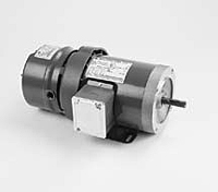 Brake Motor, Three Phase, Totally Enclosed