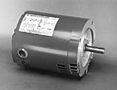 Exhaust Ventilator, Single Phase, Dripproof, C-Face Footless, Single Speed Marathon Electric Motors